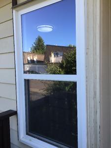 """Window 34"""" casement width x 64.5""""  casement height"""