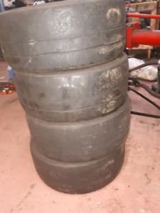 4 pneu nitto nt01 205-50r15