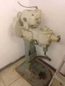 60 quart Hobart dough mixer