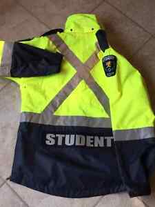 St Clair College Paramedic - 3 in 1 Jacket