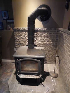 Chimney sold stove still available