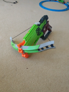 Nerf Zombie Crossbow Farrer Woden Valley Preview