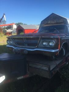 1964 Chrysler 300 part out