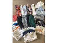 9-12 month boys clothes bundle