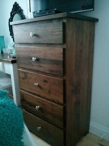 Can build your custom dresser/ bureau