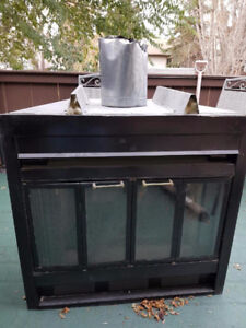 free built in fire place