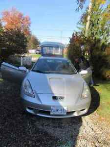 2001 Toyota Celica Safety'd and e Texted