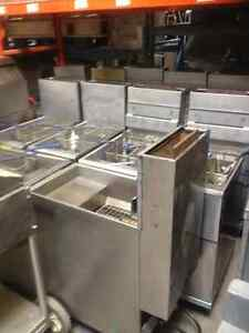 AAA Fryers, Pannini Press, toasters. $400 each