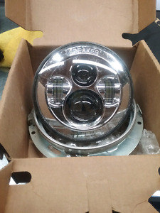 LED headlight fits Streetglide and Ultra