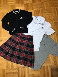 Uniforme scolaire du Collège Saint-Sacrement