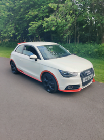 Audi A1 1.4tfsi competition line 2011