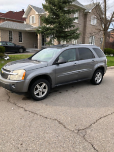 2005 Chevrolet Equinox - Fast Sale, Low KM, Msg for Price