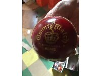 BRAND NEW Readers County match cricket ball RRP £24