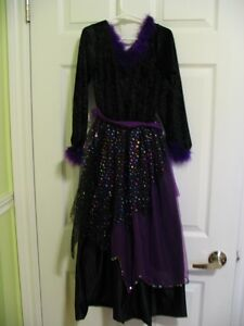 Child's Witch Costume (size 7-8)