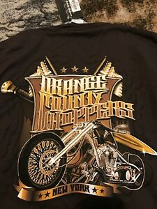 NEW --Authentic Orange County Choppers T-Shirt