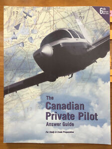Canadian Private Pilot Answer Guide