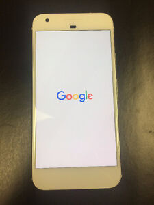 "Brand New Google Pixel 32GB 5"" Very Silver Phone For Sale"