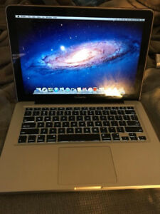 """Selling Late-2011 MacBook Pro 13"""" 2.4GHz 4GB RAM 500GB HDD"""