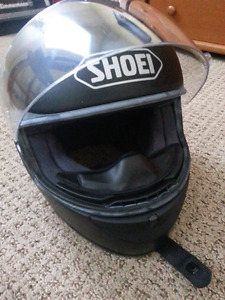 Shoei TZ-R Motorcycle Helmet