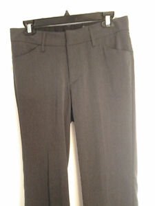 Girls Gray Pants for College Notre-Dame
