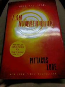 I am Nunber Four by Pittacus Lore