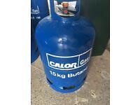 Calor Gas bottle (empty) £10