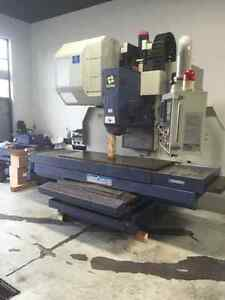 1998 Hwacheon ECOMILL-65 Cambridge Kitchener Area image 3