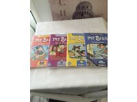 Mr bean animated DVDs