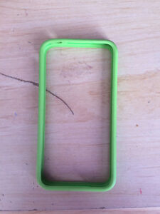 Apple green bumper for iPhone 4/4s London Ontario image 1