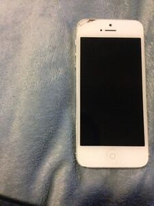 White iPhone 5 16GB (Rogers)