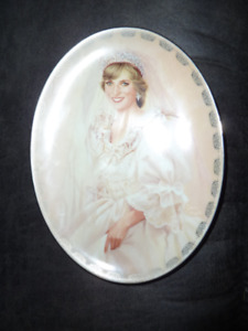 Diana:  Queen of Our Hearts - Bradford Plate
