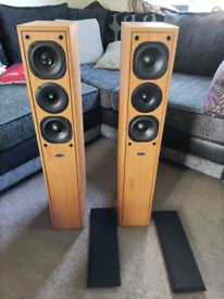 Eltax Hollywood front speakers