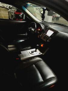 Infiniti FX 45 luxury SUV 2004