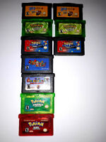 Fully Tested Non Authentic Gameboy Advance Games - See List Ottawa Ottawa / Gatineau Area Preview