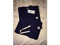 Moncler Sweatshirt Tracksuit. Grey,Navy,Black S,M,L,XL