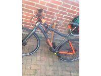 Voodoo masara mountain bike 29 inch wheels