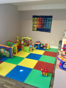 Home daycare in Carleton Place.