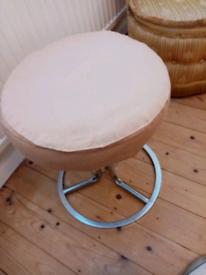 Bedroom dressing table stool