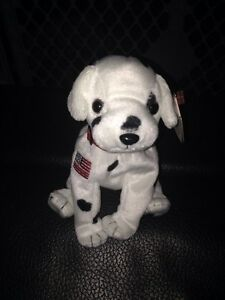 Rescue beanie baby still has tags price firm London Ontario image 2