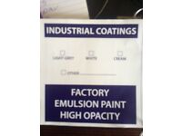 Paint factory emulsion hi opacity 20lt