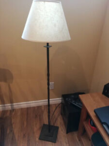MOVING SALE - Floor Lamp For Sale
