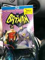 The complete television series of batman- blu ray