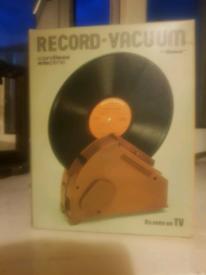 Vintage/Retro Record vacuum