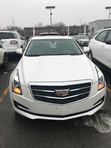 2015 CADILLAC ATS 2.0T 4WD LUXURY SEDAN