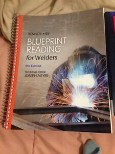 First year welding books