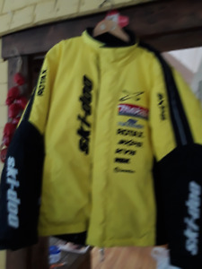Manteau de motoneige BRP Makita XL