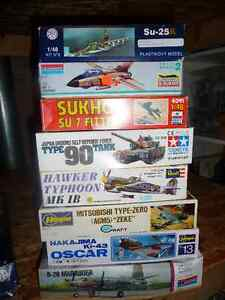 Aircraft models in various scales (mostly 1/32) Pt.2