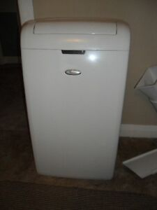 Whirlpool portable air conditioner ACP122GPW