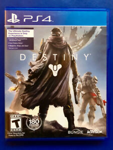 Destiny PS4 - Excellent Condition, Complete