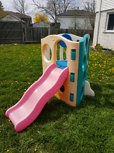 Kids Castle and slide